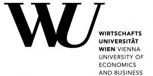Logo WU (Wirtschaftsuniversität Wien)